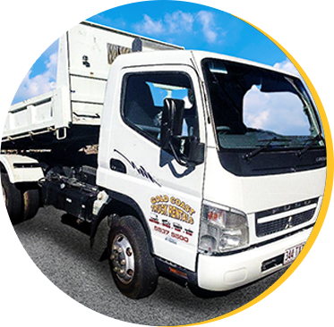 tippers hire gold coast
